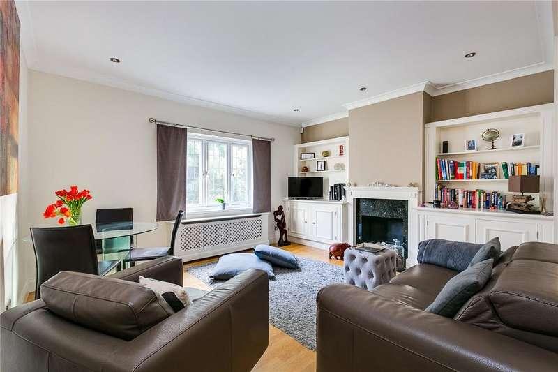 2 Bedrooms Flat for sale in Keswick Road, Putney, London