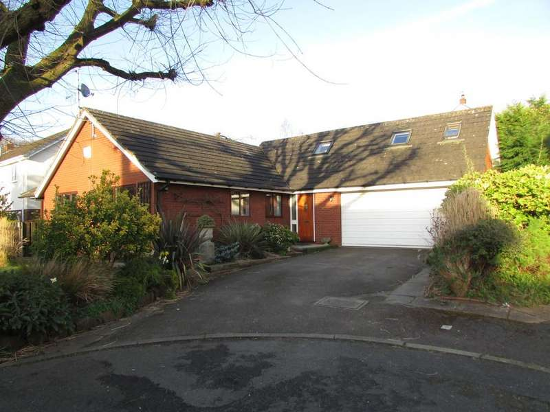 3 Bedrooms Detached Bungalow for sale in Badgers Sett, Delamere Park