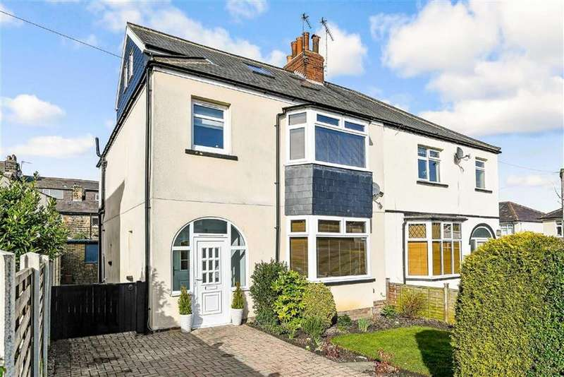 4 Bedrooms Semi Detached House for sale in Heath Grove, Harrogate, North Yorkshire