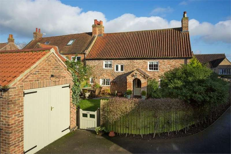 4 Bedrooms Cottage House for sale in Strensall Road, Huntington, York, YO32