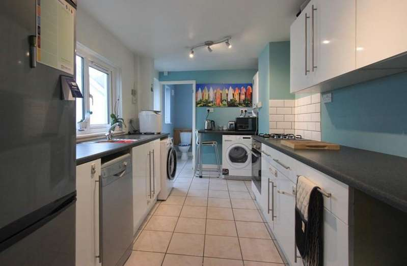 3 Bedrooms Terraced House for sale in Blanche Street, Roath/ Adamdsown, Cardiff