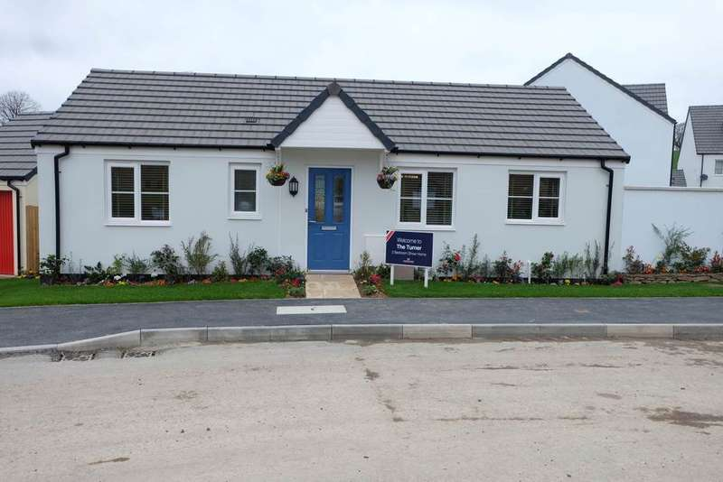 2 Bedrooms Detached Bungalow for sale in Goodleigh Rise, Goodleigh Road, Barnstaple