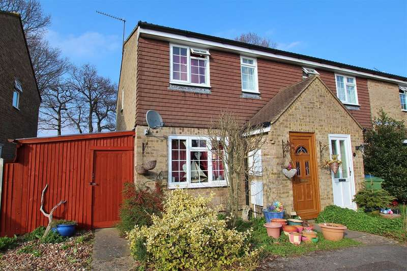 3 Bedrooms End Of Terrace House for sale in The Laurels, Horsham
