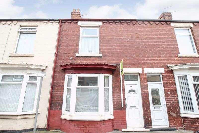 2 Bedrooms Terraced House for sale in Soppett Street, Redcar