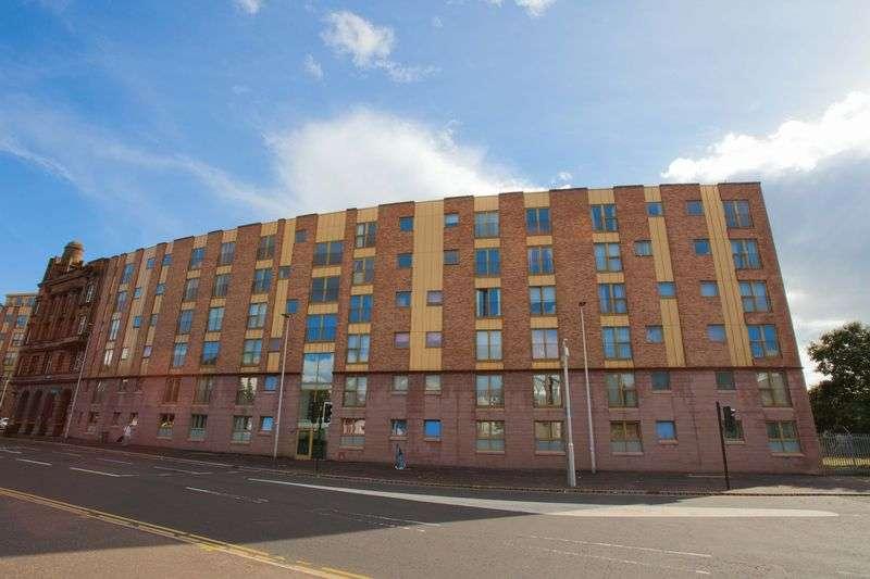 2 Bedrooms Flat for sale in Govan Road, Govan Glasgow G51 2WX
