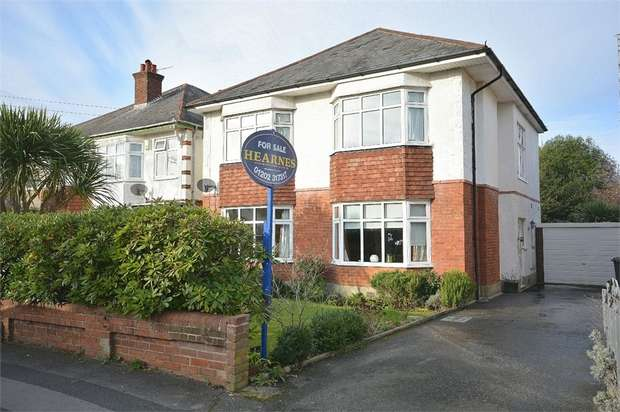 4 Bedrooms Detached House for sale in St Lukes Road, Bournemouth, Dorset