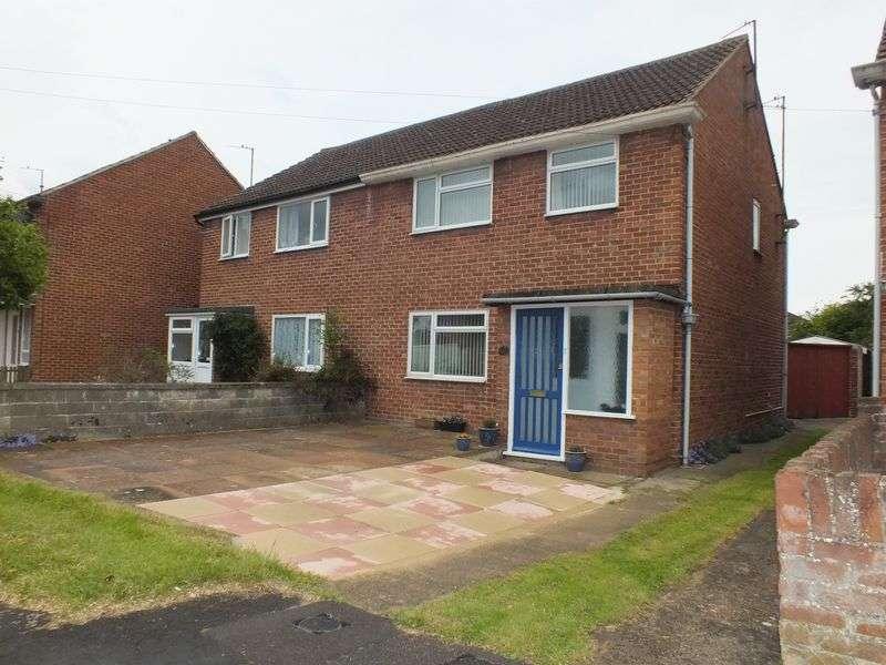 3 Bedrooms Semi Detached House for sale in Laburnum Crescent, Kidlington