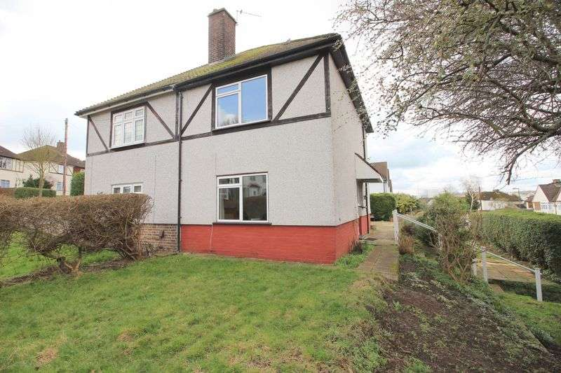 3 Bedrooms Semi Detached House for sale in St Georges Road, Sidcup, DA14 5JN