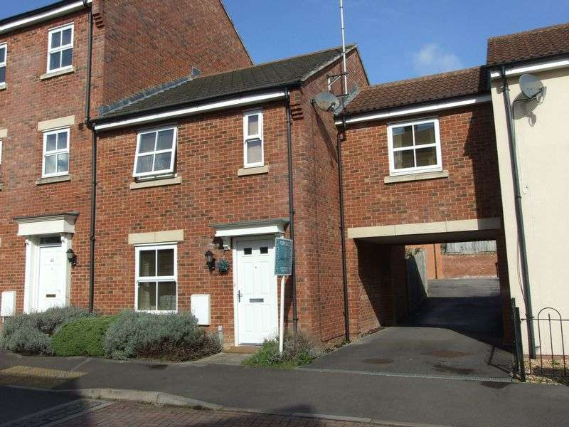 3 Bedrooms Terraced House for sale in Hilperton