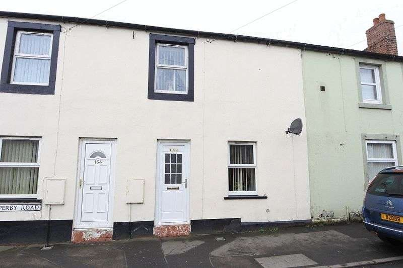 2 Bedrooms Terraced House for sale in Upperby Road, Carlisle