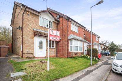 2 Bedrooms End Of Terrace House for sale in Whitehaven, Luton, Bedfordshire, Barton Hills