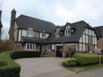 5 Bedrooms Detached House for sale in Scotts Farm Close, Maids Moreton, Buckingham, Buckinghamshire