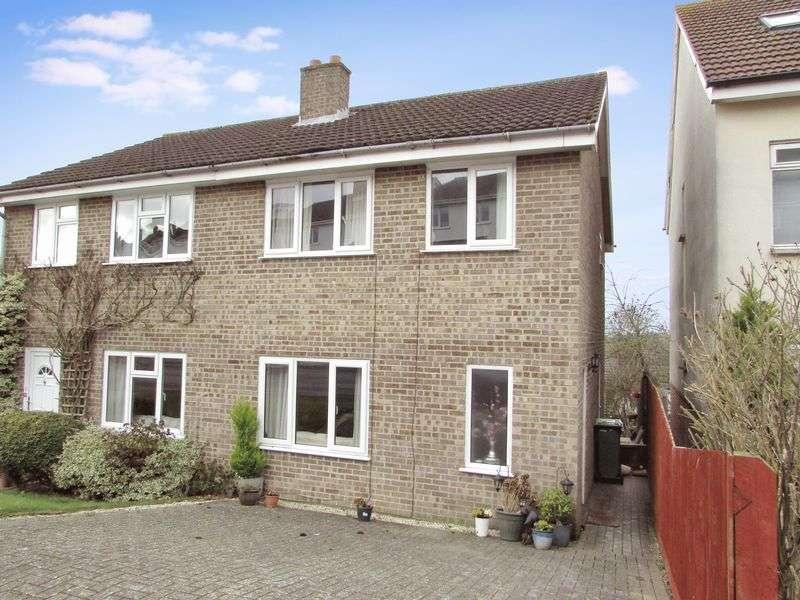 3 Bedrooms Semi Detached House for sale in Pine Ridge, Newbury
