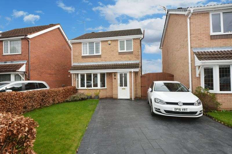 3 Bedrooms Detached House for sale in Marquis Drive, Heald Green, Cheadle