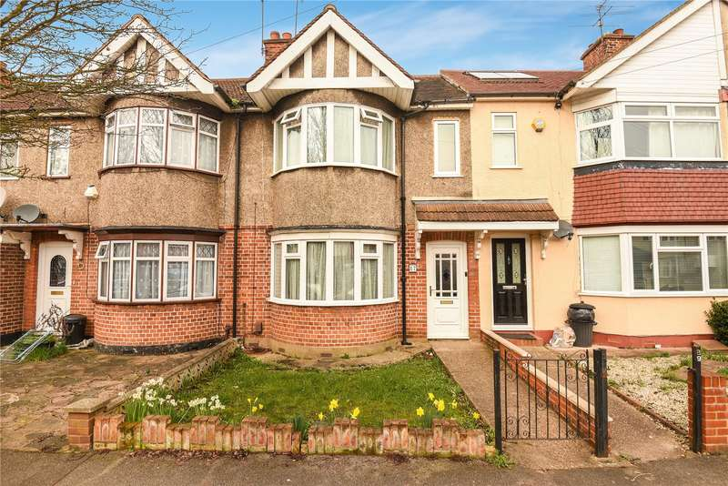 2 Bedrooms Terraced House for sale in Linden Avenue, Ruislip, Middlesex, HA4