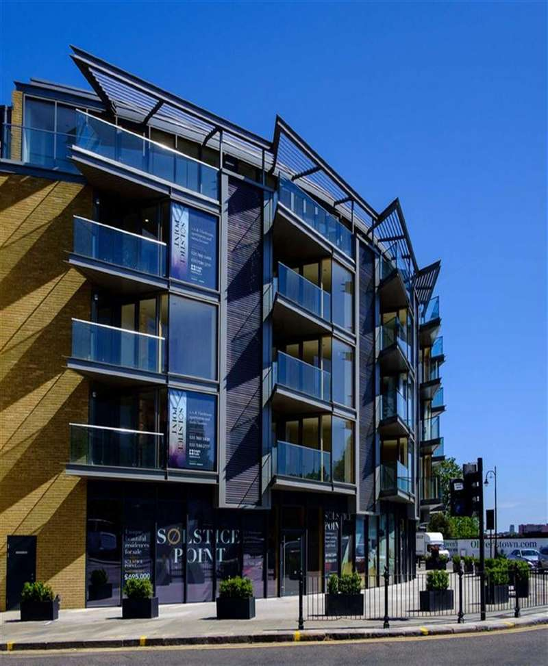 2 Bedrooms Flat for sale in Delancey Street, Camden, NW1