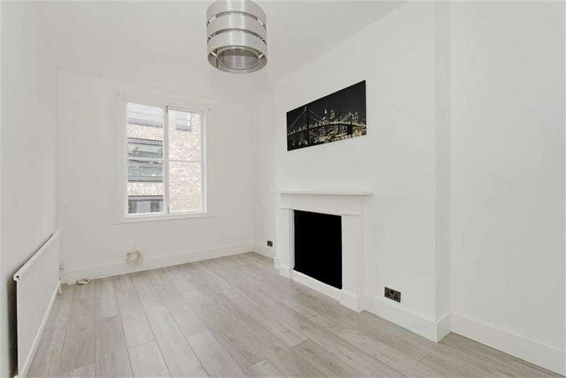 2 Bedrooms Flat for sale in Amberley Road, Little Venice, W9