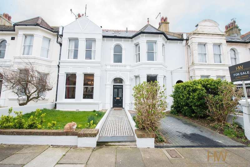 6 Bedrooms Semi Detached House for sale in Sackville Gardens, Hove, East Sussex, BN3 4GJ