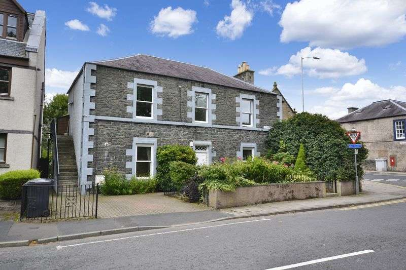 3 Bedrooms Flat for sale in 2A Leithen Road, Innerleithen, EH44 6HZ