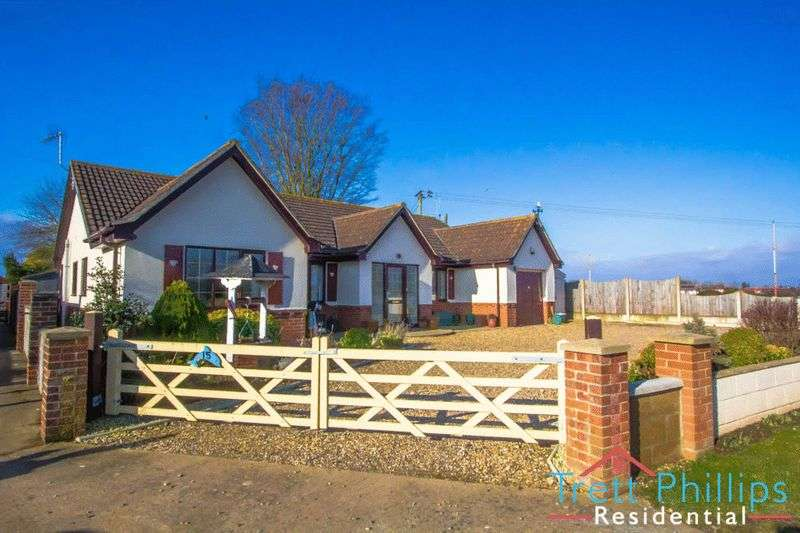 3 Bedrooms Detached Bungalow for sale in Grove Road, Repps with Bastwick