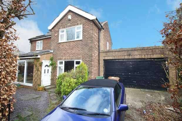 3 Bedrooms Detached House for sale in Valluga Old Lane, Rainhill, Merseyside, L35 0LZ