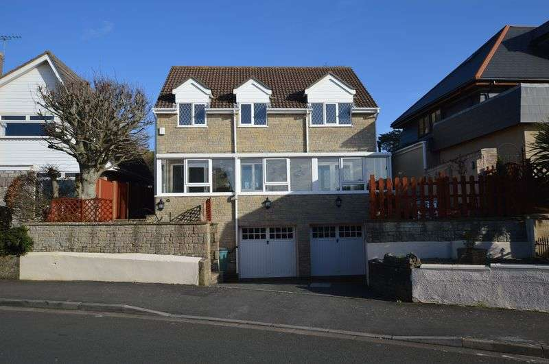 4 Bedrooms Detached House for sale in Burnham Drive, Bleadon Hill, Weston-Super-Mare