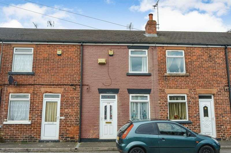 2 Bedrooms Terraced House for sale in Verney Street, New Houghton