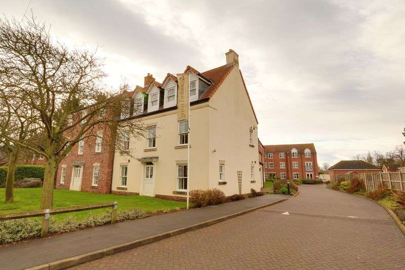 2 Bedrooms Flat for sale in Ancholme Mews, Brigg