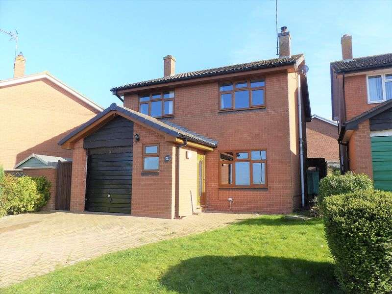 4 Bedrooms Detached House for sale in Greenway, Braunston, NN11 7JT