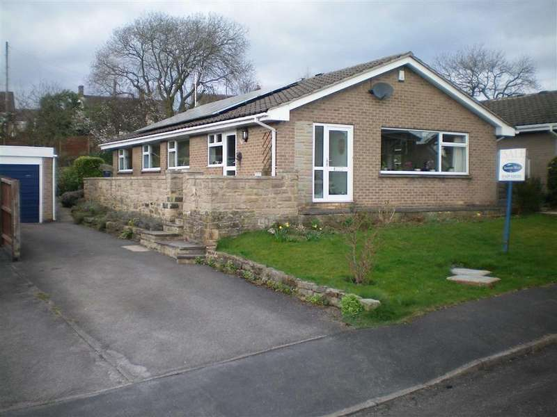 4 Bedrooms Bungalow for sale in 19, Lums Hill Rise, Matlock, Derbyshire, DE4