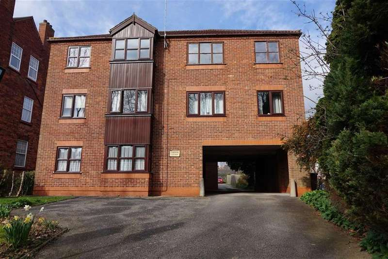 2 Bedrooms Apartment Flat for sale in Station Court, Hessle, Hessle, HU13