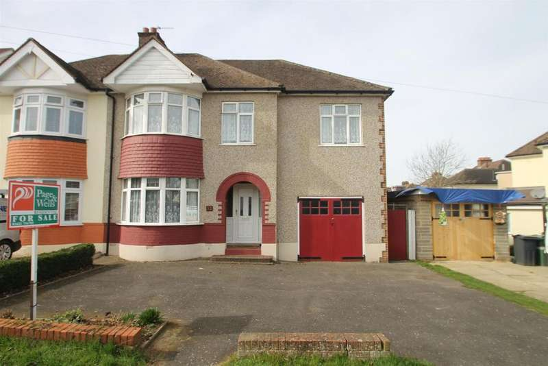 5 Bedrooms Semi Detached House for sale in Holtye Crescent, Maidstone