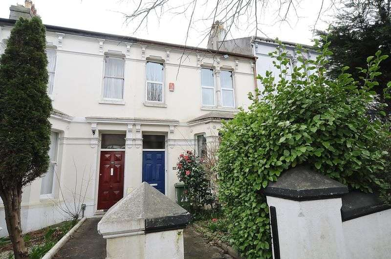 3 Bedrooms Terraced House for sale in Mutley 3 bedroom mid terraced house.