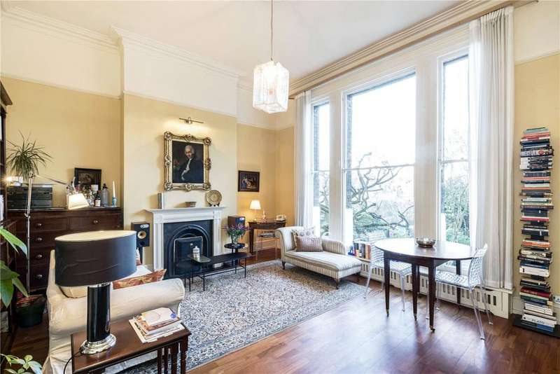 2 Bedrooms Flat for sale in Hampstead Hill Gardens, Hampstead, London, NW3