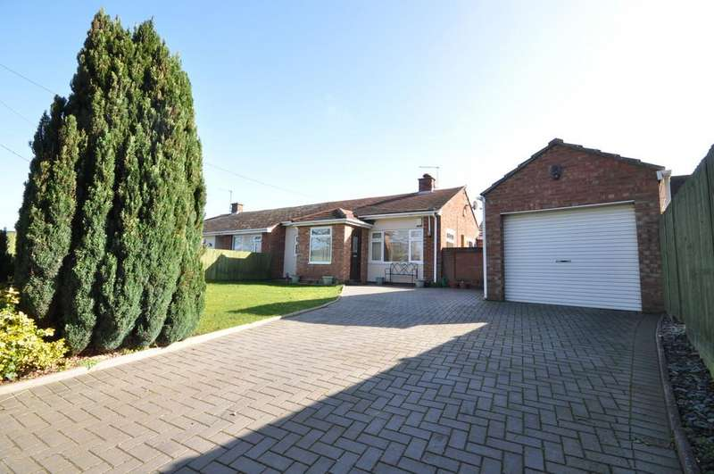 3 Bedrooms Semi Detached Bungalow for sale in Nayland Road, West Bergholt, West of Colchester