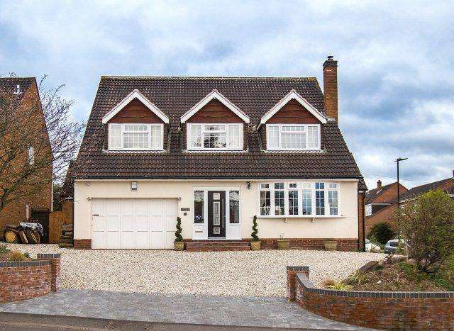 4 Bedrooms Detached House for sale in Digby Road,Sutton Coldfield,