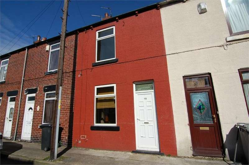 2 Bedrooms Terraced House for sale in Mount Terrace, Wombwell, BARNSLEY, South Yorkshire