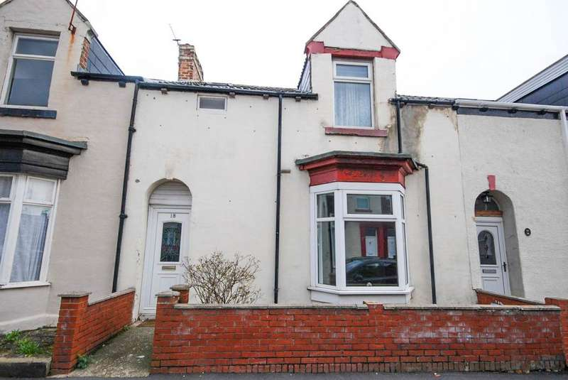 3 Bedrooms Terraced House for sale in Westbourne Road, Millfield