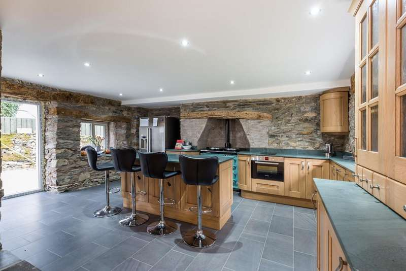 3 Bedrooms Detached House for sale in The Old Vicarage, Vicarage Lane, Hawkshead, Ambleside LA22 0PD