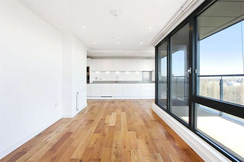 3 Bedrooms Flat for sale in Titanium Point, 24 Palmers Road, London, E2