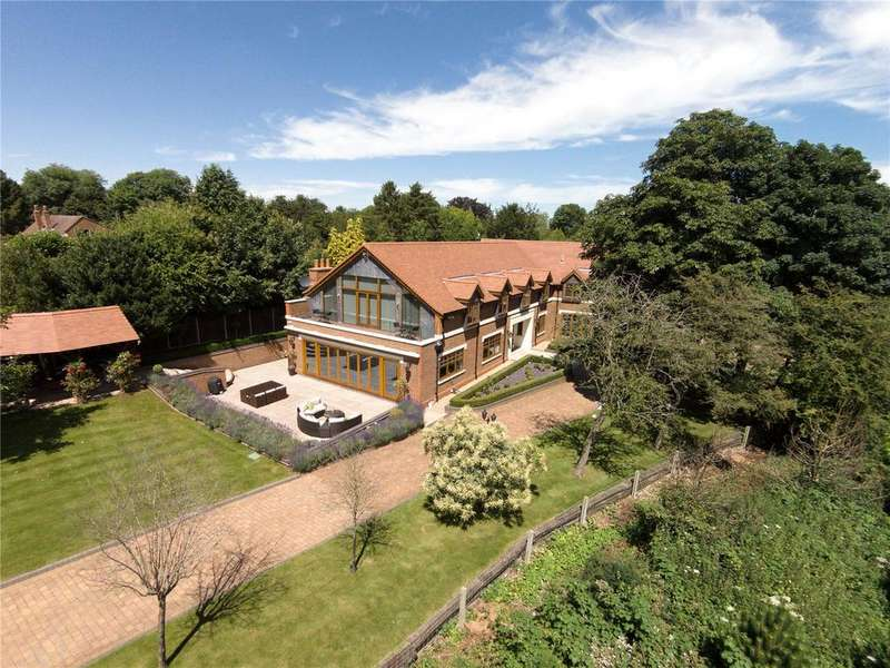 5 Bedrooms Equestrian Facility Character Property for sale in Cliddesden, Basingstoke, Hampshire, RG25
