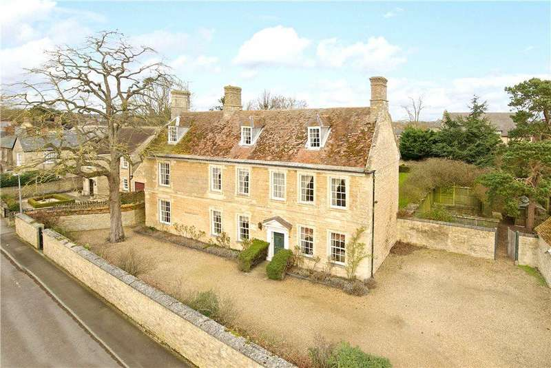 6 Bedrooms Unique Property for sale in The Old Vicarage, Church Street, Olney, Buckinghamshire
