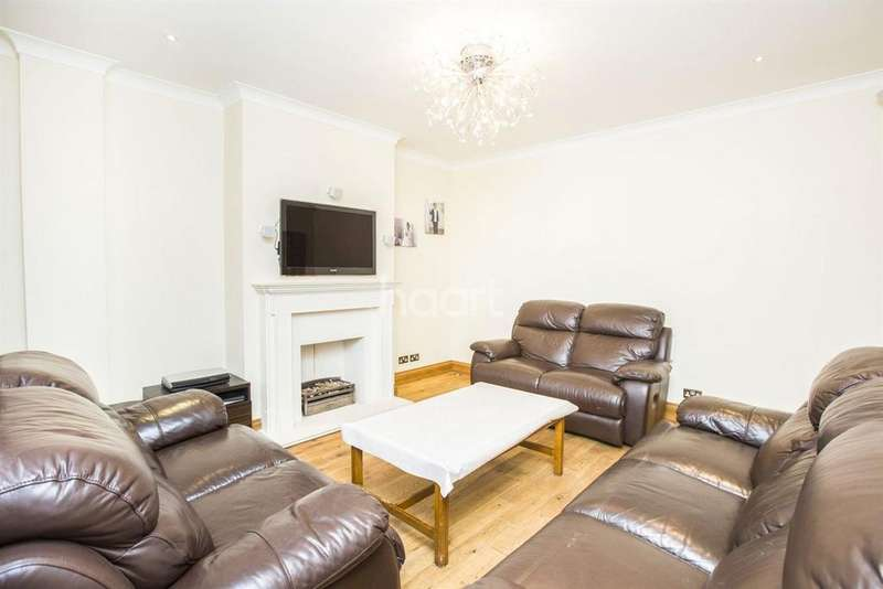 3 Bedrooms Terraced House for sale in Princes Avenue, Palmers Green, N13