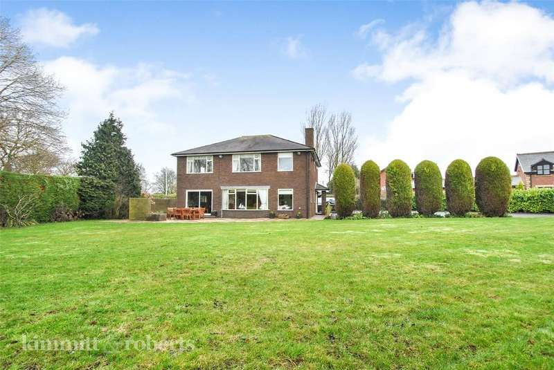 4 Bedrooms Detached House for sale in Chilton Moor, Houghton le Spring, Tyne Wear, DH4