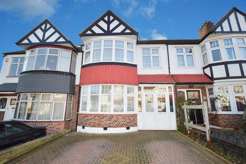 3 Bedrooms Terraced House for sale in Norhyrst Avenue London SE25