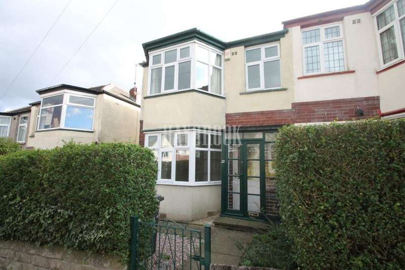 3 Bedrooms Semi Detached House for sale in Fitzgerald Road, Crookes, Sheffield
