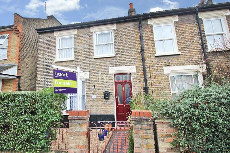 2 Bedrooms End Of Terrace House for sale in Youngs Road, Newbury Park