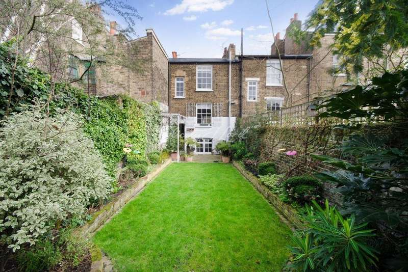 2 Bedrooms Terraced House for sale in Prior Street, Greenwich, London, SE10