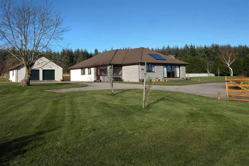 4 Bedrooms Detached House for sale in Parkside Croft, Bauds, Buckie, Moray, AB56