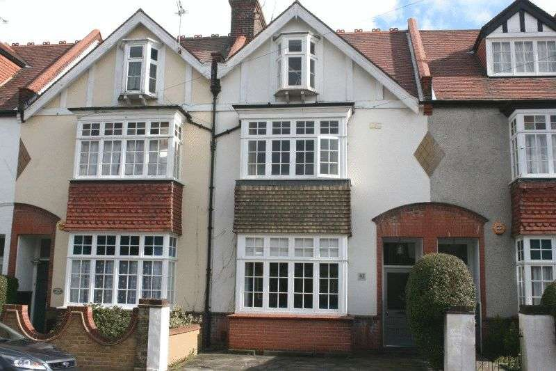 5 Bedrooms Terraced House for sale in Park Road, Westcliff-on-Sea